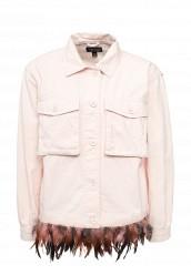 Купить Куртка Topshop розовый TO029EWSCP24