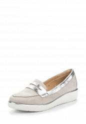 Купить Туфли Tom & Eva серый TO037AWSQN40 Китай