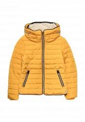 Купить Куртка утепленная Tom Tailor желтый TO172EGKRR09