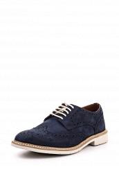 Купить Туфли Tommy Hilfiger синий TO263AMOLG00 Индия