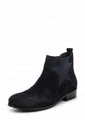 Купить Ботинки Tommy Hilfiger синий TO263AWTPO50