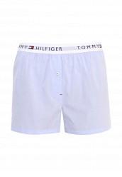Купить Шорты домашние Tommy Hilfiger голубой TO263EWQHN29 Португалия