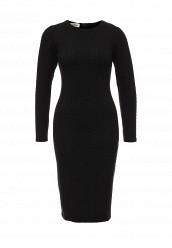 Купить Платье Tutto Bene черный TU009EWKLL57 Россия