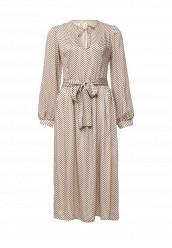 Купить Платье Tutto Bene бежевый TU009EWMGV43