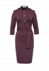 Купить Платье Tutto Bene фиолетовый TU009EWMGV92 Россия