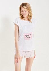 Купить Пижама ТВОЕ белый, розовый TV001EWUVM63