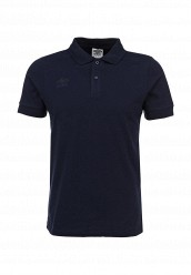 Купить Поло BASIC JERSEY POLO Umbro синий UM463EMAYH52