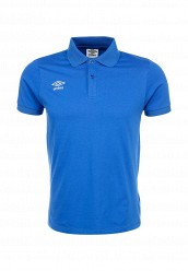 Купить Поло BASIC JERSEY POLO Umbro синий UM463EMFKB48