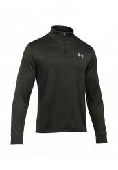 Купить Олимпийка Armour Fleece 1/4 Zip Under хаки UN001EMOJF43