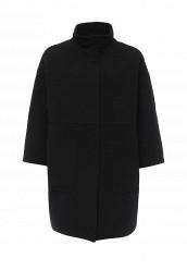 Купить Пальто United Colors of Benetton черный UN012EWPIG70