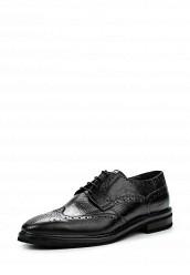 Купить Туфли Uominitaliani черный UO002AMNYL32 Италия