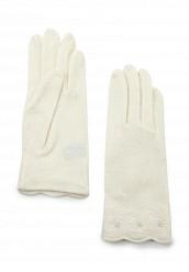 Купить Перчатки Venera белый VE003DWGWF17 Италия
