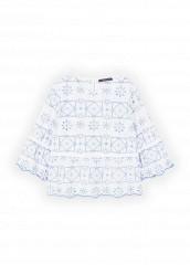 Купить Блуза - LUZ Violeta by Mango белый VI005EWSHP46