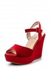 Купить Босоножки Vivian Royal красный VI809AWSRL64 Китай