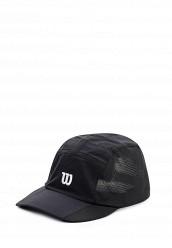 Купить Бейсболка Rush Stretch Woven Cap Wilson черный WI002CUPVG27 Китай