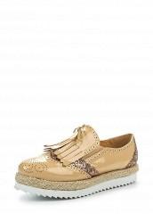 Купить Ботинки WS Shoes бежевый WS002AWPSM03 Китай