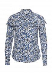 Купить Блуза Zarina синий ZA004EWPFA30