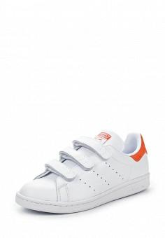 Кеды, adidas Originals, цвет: белый. Артикул: AD093AUQIP18. Женская обувь / Кроссовки и кеды