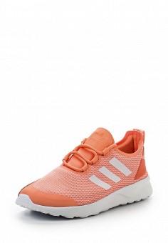 Кроссовки, adidas Originals, цвет: коралловый. Артикул: AD093AWQIS98. Женская обувь / Кроссовки и кеды