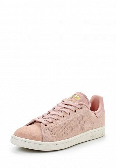 Кеды, adidas Originals, цвет: розовый. Артикул: AD093AWQIT21. Женская обувь / Кроссовки и кеды