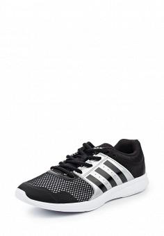 Кроссовки, adidas Performance, цвет: черный. Артикул: AD094AWQIK30. Женская обувь / Кроссовки и кеды