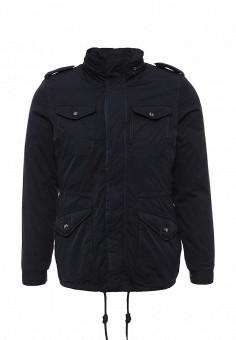 Куртка, Alcott, цвет: синий. Артикул: AL006EMLDL85. Мужская одежда / Верхняя одежда