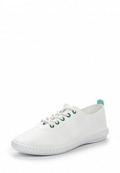 Кеды, Angelo Milano, цвет: белый. Артикул: AN053AWRZY34. Женская обувь