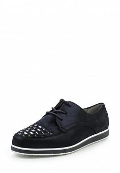Ботинки, Ara, цвет: синий. Артикул: AR222AWQSO25. Женская обувь / Ботинки