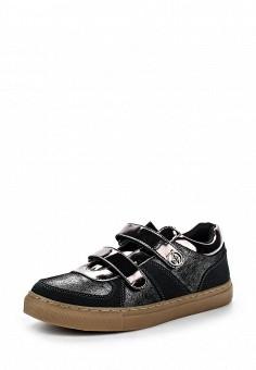 Кеды, Armani Jeans, цвет: серебряный. Артикул: AR411AWJSO43. Женщинам / Обувь / Кроссовки и кеды