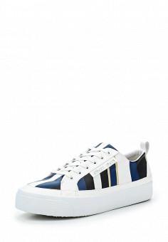 Кеды, Armani Jeans, цвет: мультиколор. Артикул: AR411AWPWC55. Премиум / Обувь