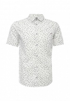 Рубашка, Armani Jeans, цвет: белый. Артикул: AR411EMOVT11. Мужская одежда / Рубашки