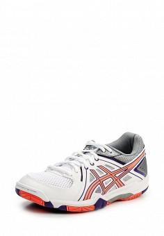 Кроссовки, ASICS, цвет: белый. Артикул: AS455AWJHT41. Женская обувь / Кроссовки и кеды