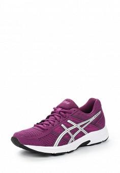 Кроссовки, ASICS, цвет: фиолетовый. Артикул: AS455AWUMF50. Женская обувь / Кроссовки и кеды