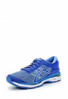 Кроссовки, ASICS, цвет: голубой. Артикул: AS455AWUMF56. Женская обувь / Кроссовки и кеды