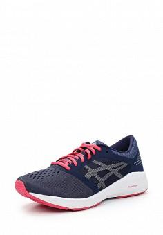 Кроссовки, ASICS, цвет: синий. Артикул: AS455AWUMF65. Женская обувь / Кроссовки и кеды