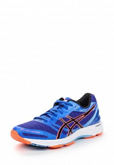 Кроссовки, ASICS, цвет: синий. Артикул: AS455AWUMF67. Женская обувь / Кроссовки и кеды