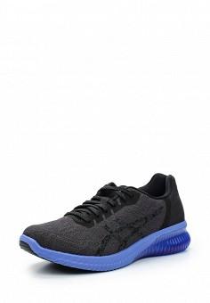 Кроссовки, ASICS, цвет: черный. Артикул: AS455AWUMF74. Женская обувь / Кроссовки и кеды