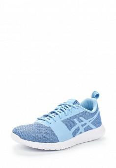 Кроссовки, ASICS, цвет: голубой. Артикул: AS455AWUMF84. Женская обувь / Кроссовки и кеды