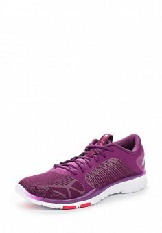 Кроссовки, ASICS, цвет: фиолетовый. Артикул: AS455AWUMF96. Женская обувь / Кроссовки и кеды