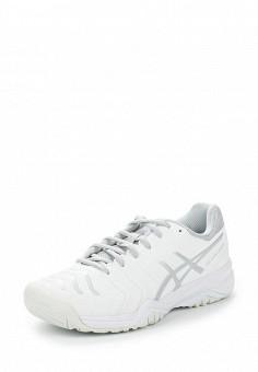 Кроссовки, ASICS, цвет: белый. Артикул: AS455AWUMF98. Женская обувь / Кроссовки и кеды