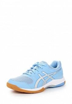 Кроссовки, ASICS, цвет: голубой. Артикул: AS455AWUMG06. Женская обувь / Кроссовки и кеды