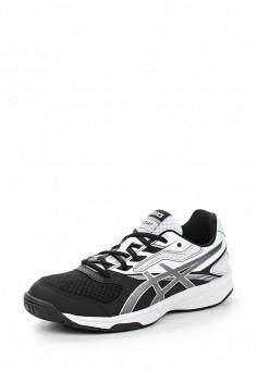 Кроссовки, ASICS, цвет: черно-белый. Артикул: AS455AWUMG08. Женская обувь / Кроссовки и кеды
