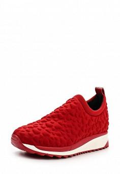 Кроссовки, Atos Lombardini, цвет: красный. Артикул: AT009AWJQE37. Женщинам / Обувь / Кроссовки и кеды