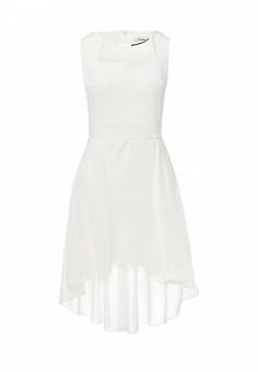 Женская одежда в виде платья без рукавов