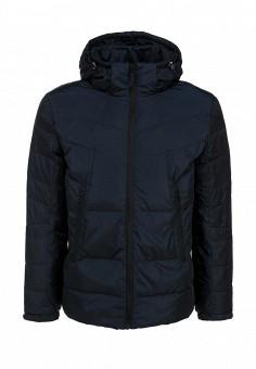 Пуховик, Baon, цвет: синий. Артикул: BA007EMFYD00. Мужская одежда / Верхняя одежда / Пуховики и зимние куртки