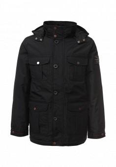 Куртка утепленная, Baon, цвет: черный. Артикул: BA007EMLNS83. Мужская одежда / Верхняя одежда / Пуховики и зимние куртки