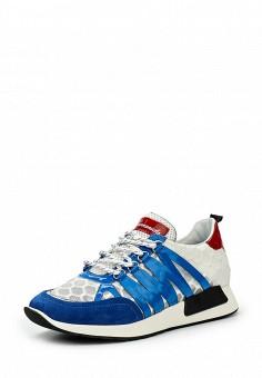 Кроссовки, Barracuda, цвет: белый. Артикул: BA056AWNXW44. Премиум / Обувь / Кроссовки и кеды / Кроссовки