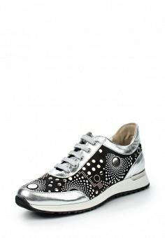 Кроссовки, Baldinini, цвет: черный. Артикул: BA097AWPUY05. Премиум / Обувь / Кроссовки и кеды / Кроссовки