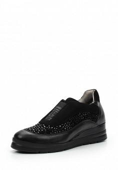 Ботинки, Baldinini, цвет: черный. Артикул: BA097AWTCB66. Женская обувь
