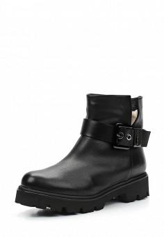 Полусапоги, Baldinini, цвет: черный. Артикул: BA097AWTCB86. Женская обувь
